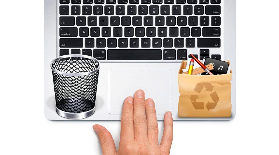 Cómo desinstalar aplicaciones en Mac de manera correcta